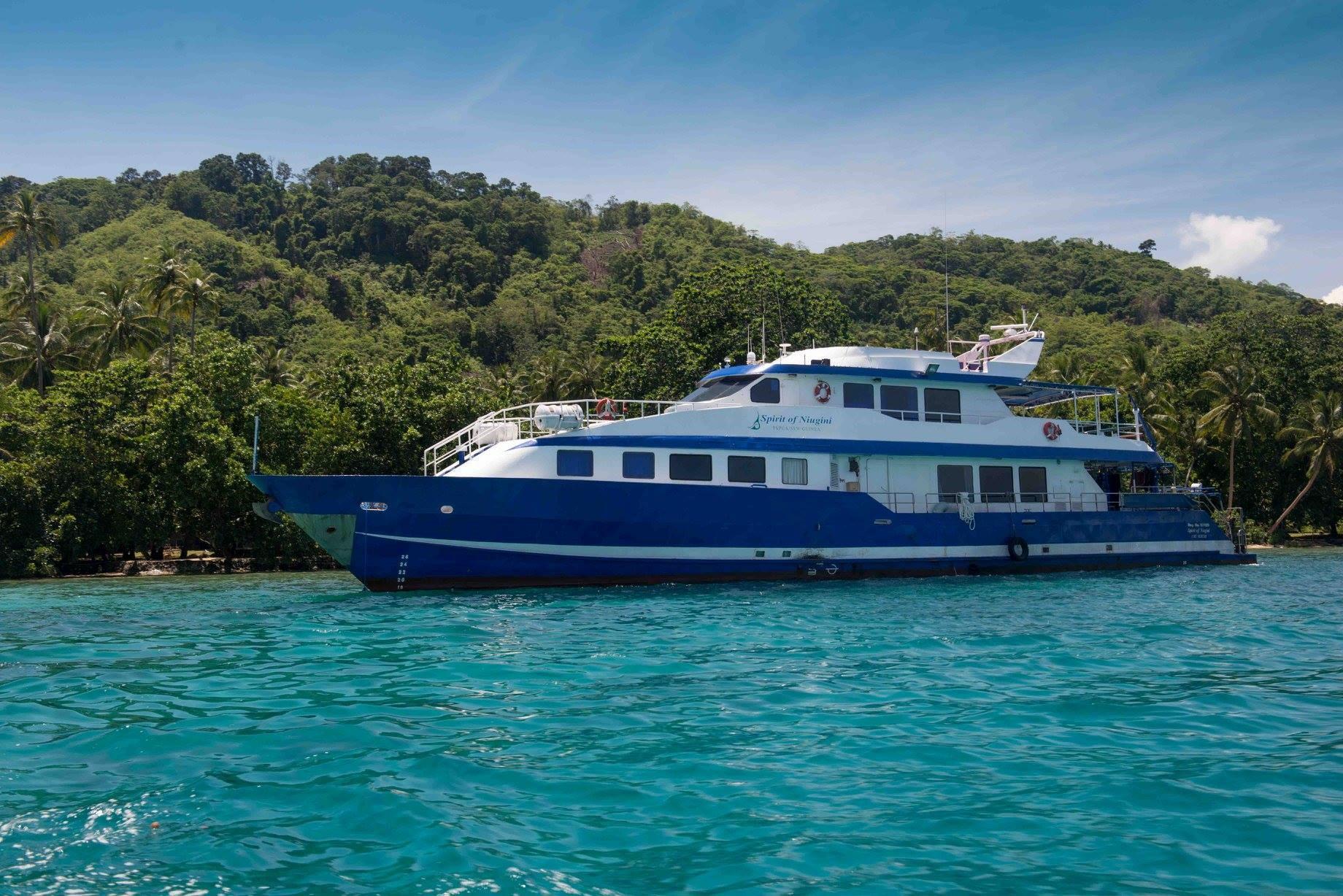Experiencing Milne Bay Live Aboard MV Spirit of Niugini