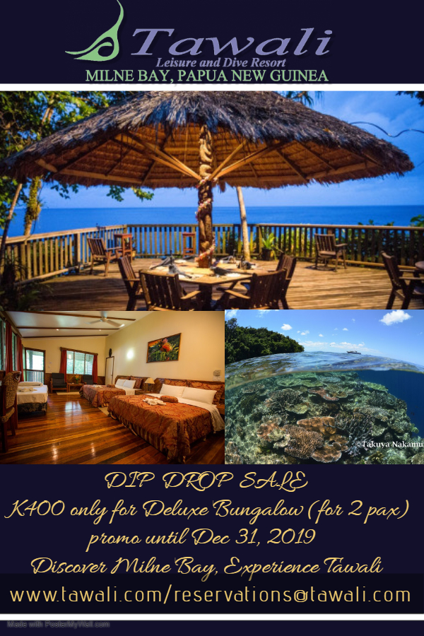 Deluxe Bungalow only at K400 per night!!!